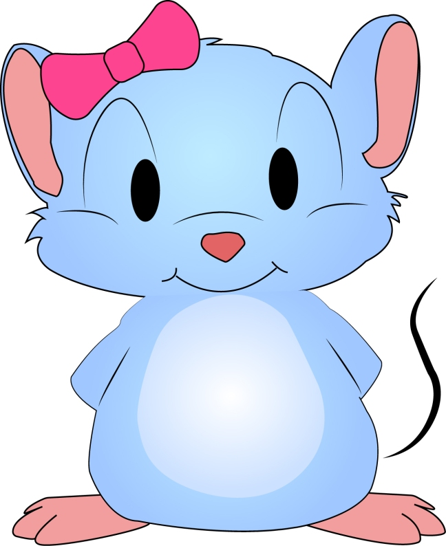 Cartoon-Mouse