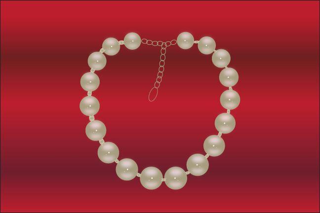 pearl neklace